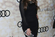Mayim Bialik Little Black Dress