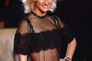 Aliona Vilani Fitted Blouse