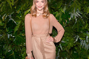 Jaime King Sheer Top