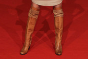 Jessica Schwarz Over the Knee Boots