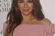 Elizabeth Hurley Long Center Part