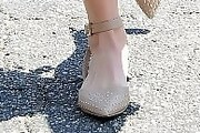 Ashley Greene Pointy Flats