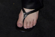 Zara Larsson Thong Sandals