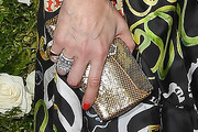 Jenna Lyons Metallic Clutch