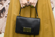 Celine Dion Leather Purse
