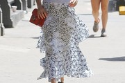 Sienna Miller Long Skirt