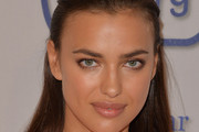 Irina Shayk Half Up Half Down
