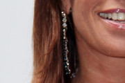 Cristina Parodi Dangling Diamond Earrings