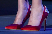 Jennifer Nettles Evening Pumps