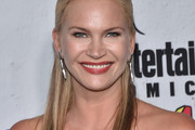 Natasha Henstridge Half Up Half Down