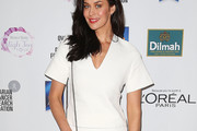 Megan Gale Loose Blouse