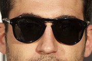 Miguel Angel Silvestre Round Sunglasses
