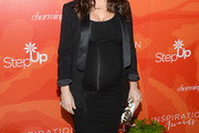 Lacey Chabert Maternity Dress