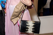 Frances Bean Cobain Chain Strap Bag