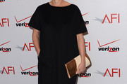 Emma Thompson Little Black Dress