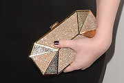 Michelle Trachtenberg Hard Case Clutch