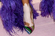 Winnie Harlow Evening Pumps
