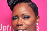 Sommore Braided Bun