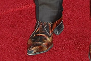 Mickey Rourke Flat Oxfords