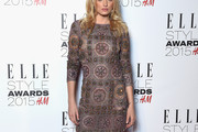 Lily Donaldson Beaded Dress