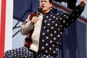 Stephen Colbert Half-Zip Sweater