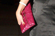 Ali Hewson Leather Clutch