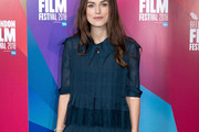 Keira Knightley Loose Blouse
