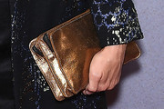 Marisa Tomei Metallic Clutch