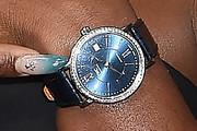 Cynthia Erivo Leather Band Quartz Watch