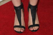 Jennette McCurdy Strappy Sandals