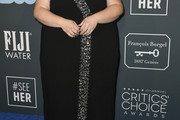 Chrissy Metz Beaded Dress