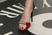 Kathryn Hahn Evening Sandals