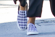 Selma Blair Canvas Shoes