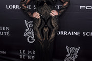Kris Jenner Beaded Dress