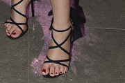 Camila Cabello Strappy Sandals
