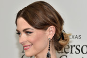 Jaime King Loose Bun