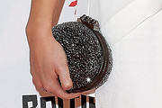 Phoebe Fox Beaded Clutch