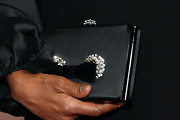 Alfre Woodard Gemstone Inlaid Clutch