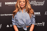 Wendy Williams Denim Shirt