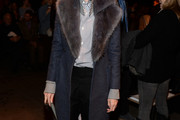 Taylor Tomasi Hill Fur Coat
