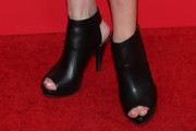 Patricia Clarkson Ankle boots