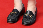 Gemma Arterton Casual Loafers