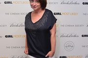 Rachel Dratch Embellished Top