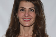 Nia Vardalos Half Up Half Down
