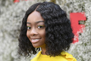 Skai Jackson Medium Curls