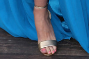 Nikki Deloach Evening Sandals