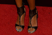 Tamron Hall Strappy Sandals