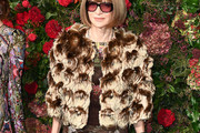 Anna Wintour Fur Coat