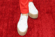 Paula Abdul Canvas Sneakers