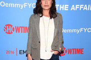 Maura Tierney Tweed Jacket